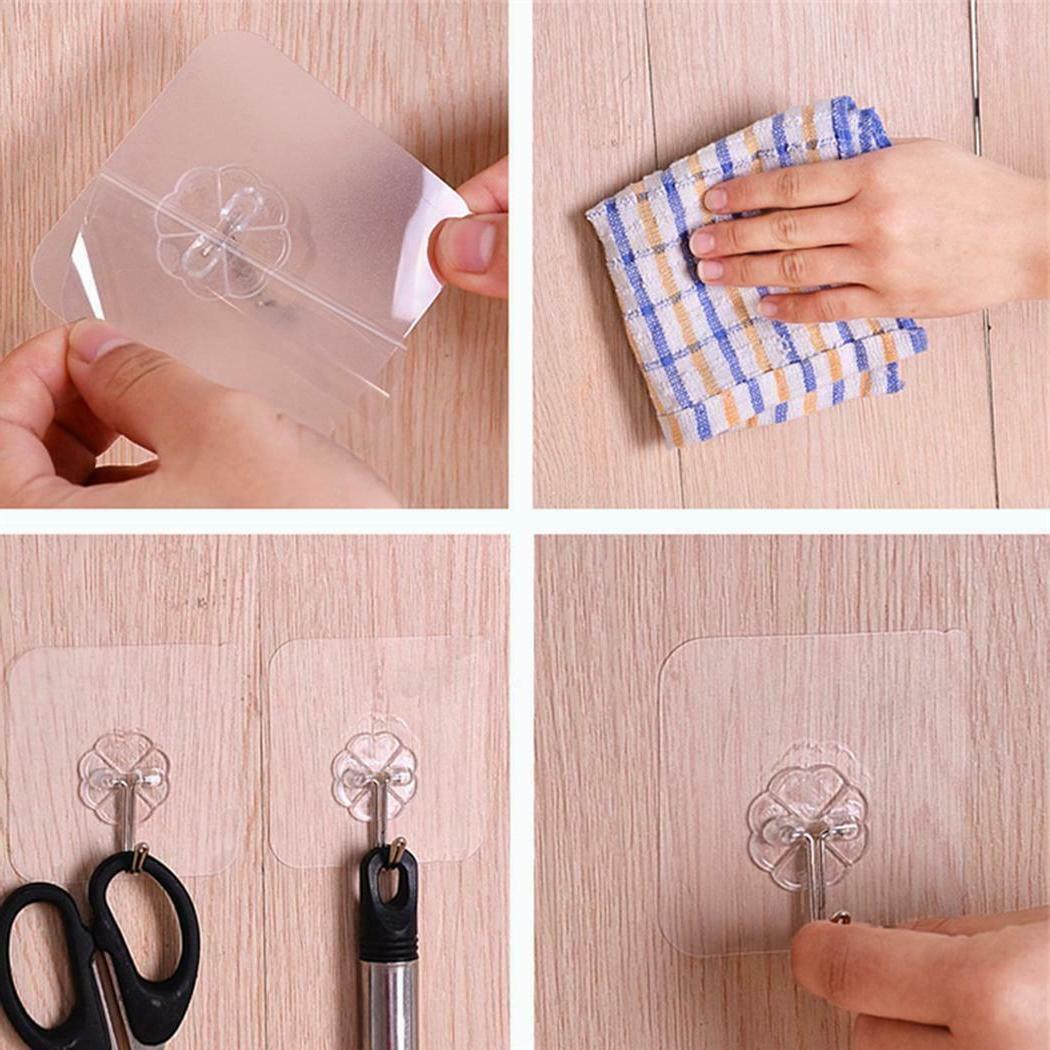 Kitchen Towel Hook Hanger Holder Bathroom Sucker WT88 06