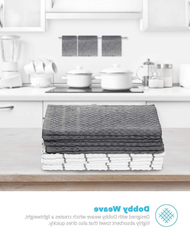 "Zeppoli Pack 100% Soft Cotton -15"" x -"