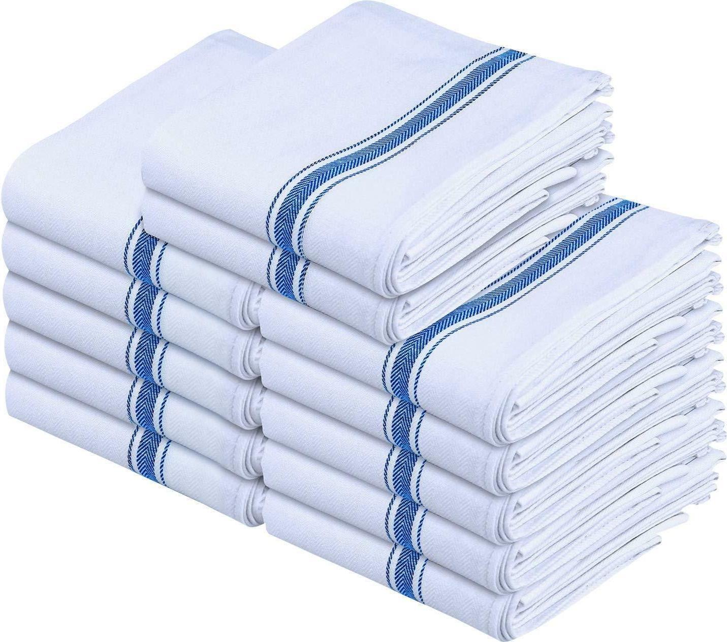 Utopia Towels Kitchen Towels  - Dish Towels, Machine Washabl