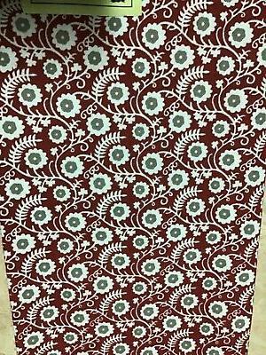 COTTON CRAFT KITCHEN RED WHITE KHAKI 100% COTTON