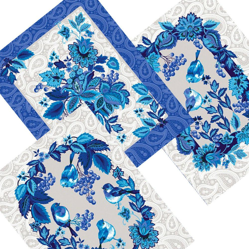 kitchen towels set of 3 made russia