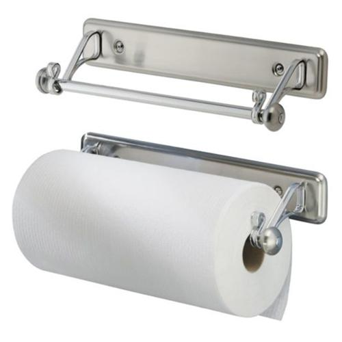 kitchen wall mount paper towel holder bathroom