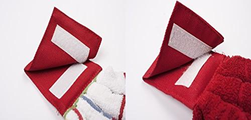 Ritz Cotton Hanging Pack, Red Piece