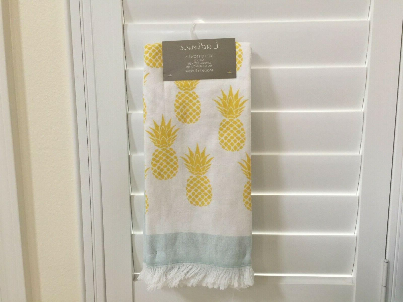 made in turkey kitchen towels set of