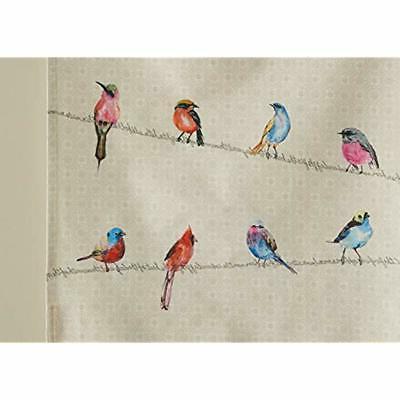 Maison D&39 Hermine Birdies On Set 2 Towels, 20 - By