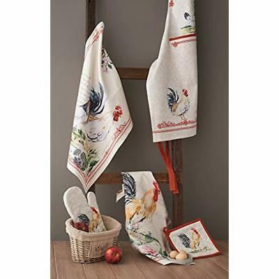 Maison & Towels Hermine 100% Cotton 2 Kitchen