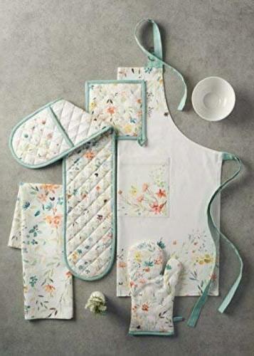 Maison Colmar 100% Cotton 2 Kitchen Towels, -