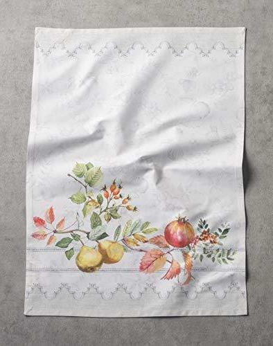 Maison d'Hermine 100% Set 3 Kitchen Towels Inch 27