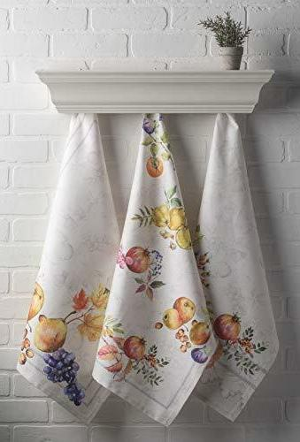 Maison Fruit 100% Cotton of Inch by