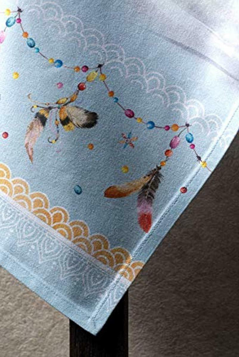 Maison Hermine 100% Cotton 3 Kitchen Towels 20 Inch 27.5