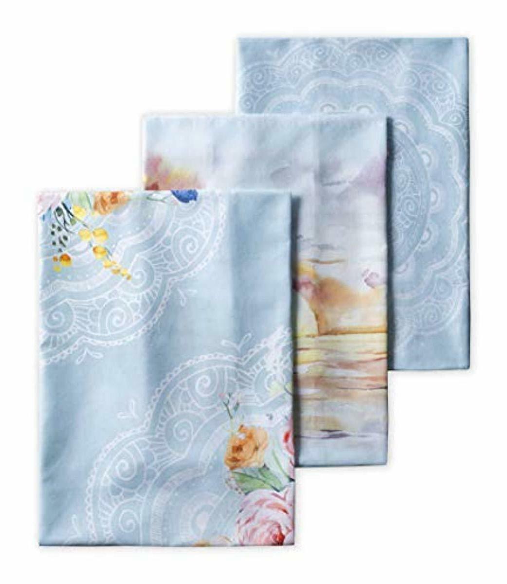 Maison d' 100% Cotton Set 3 Towels 20 Inch