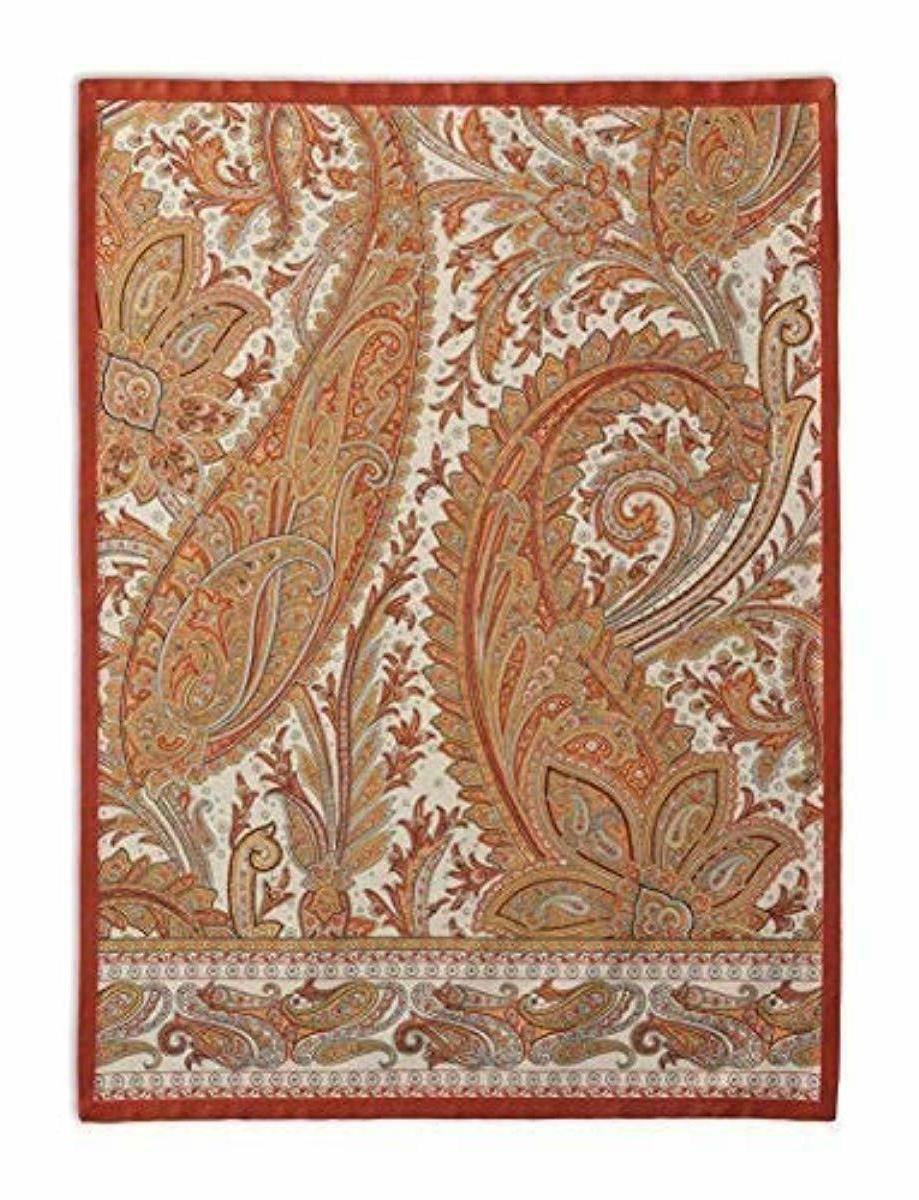 Maison d' Kashmir Paisley Set of 2 Towels 20 Inch by