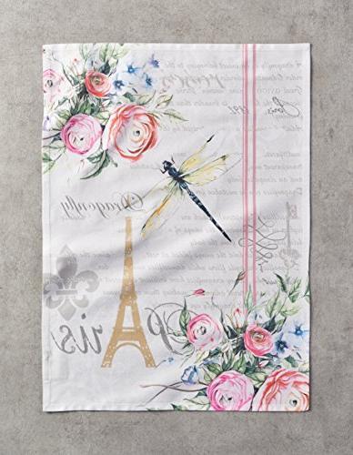 Maison d' Champ de Cotton Set of Towels, 20 - by -