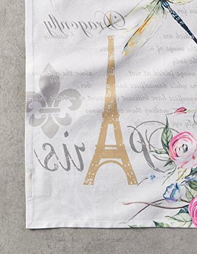Maison d' de Set Towels, by 27.5