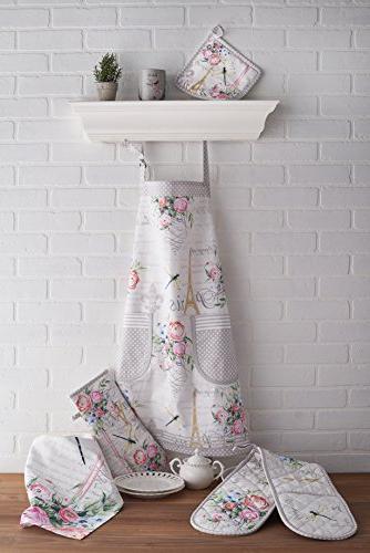 Maison d' de Set of Towels, by