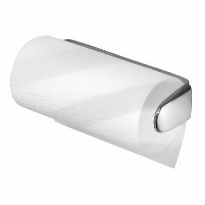 metal wall mount under cabinet paper towel