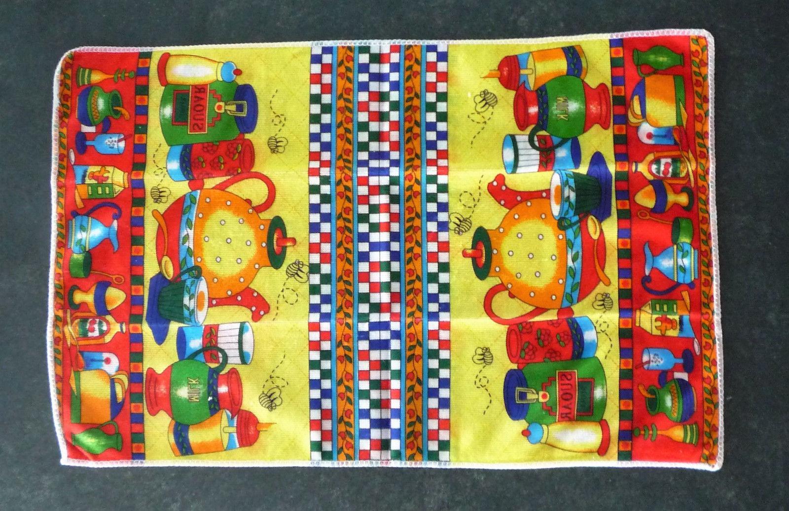 "Microfiber 16"" x 24"" Colorful Kitchen Towels"