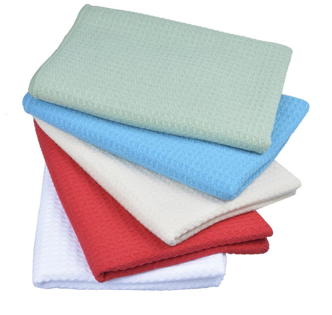 Microfiber Kitchen Dish Towels Waffle Towel