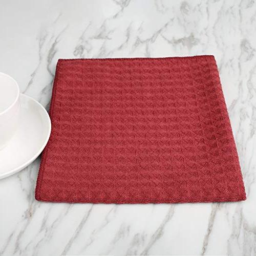Lifaith Waffle Weave Cloth 3 X 19inch