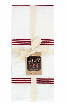 New Sticky Terry Towel, Red, 4 28 in 16 in