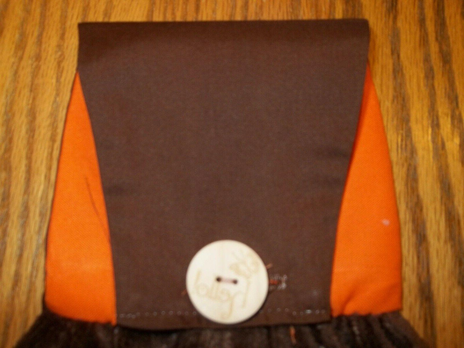 New Hand Crafted Fall Fold top