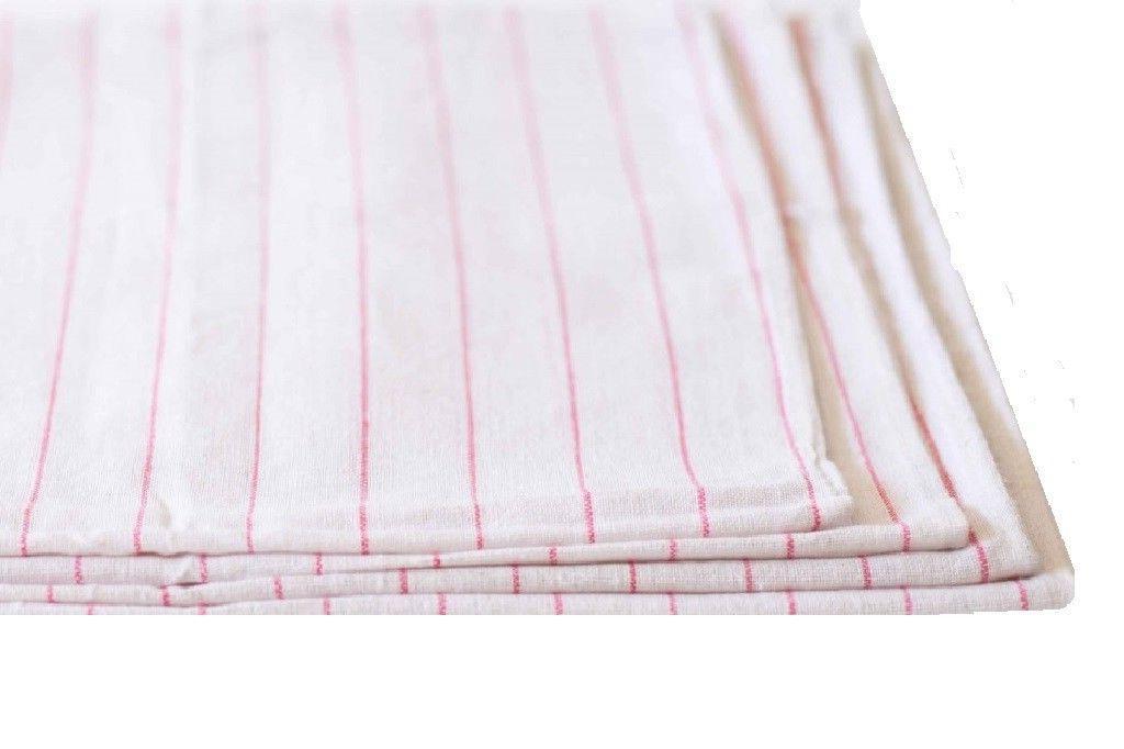 new herringbone jumbo 15''x25'' 100% color choice stripes