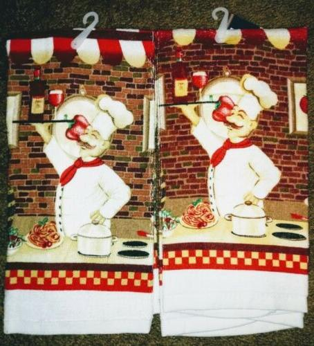 2 New Kitchen Towels Chef Designs You Chef