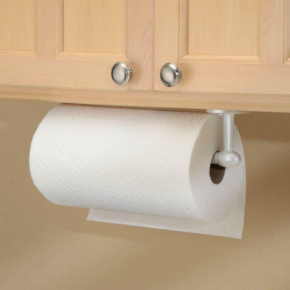 InterDesign Orbinni Paper Holder Mount/Under Cabinet