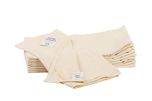 Madras Collections ORGANIC Kitchen Dish Towel,