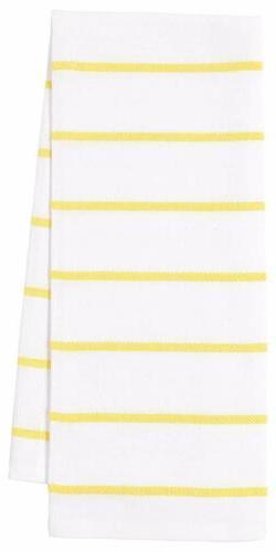 KAF Kitchen Dish Towel Set of 4, 100-Percent Cotton, 18 x 28-inch