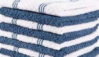 KAF Kitchen Cotton, Ultra Towels