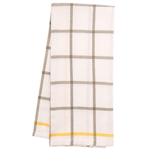 Pantry Towel Set of 100-Percent Cotton, 18 x 28-inch