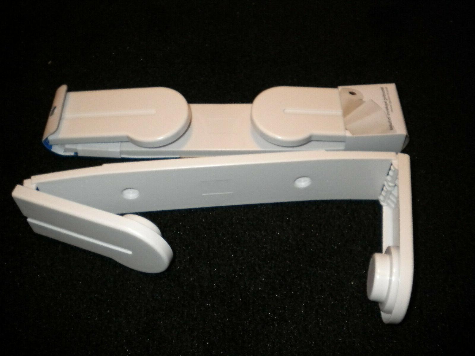 paper towel holder kitchen hinged white plastic