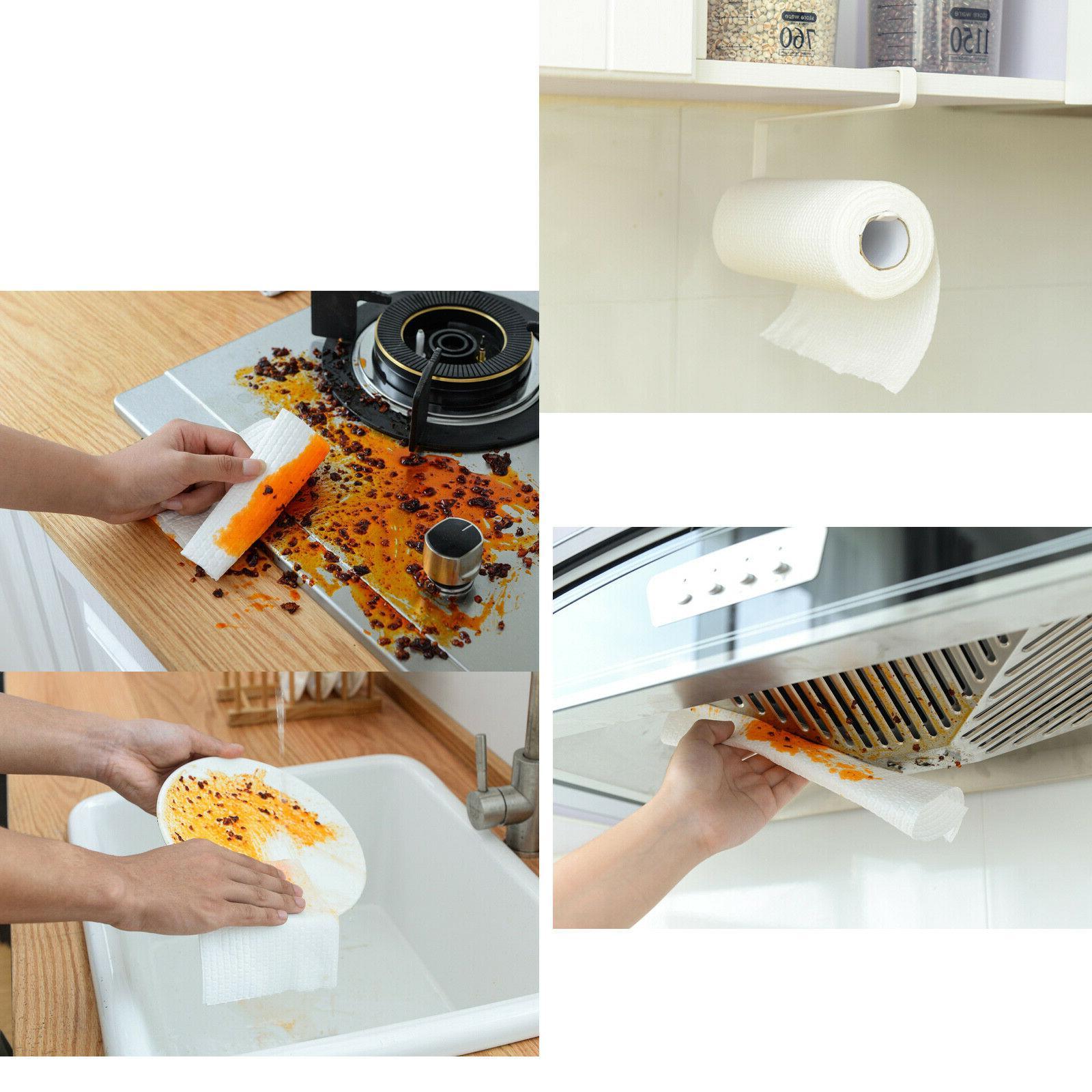 Reusable Paper Towels 4 Rolls - Duty Towels Sheet
