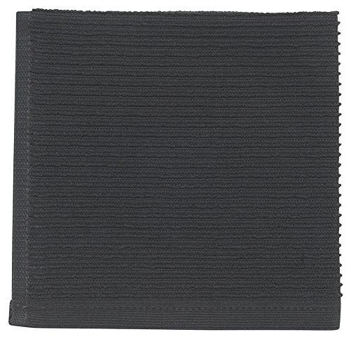 Now Designs Kitchen Towel, of Black