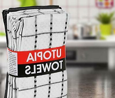"Royal Kitchen Pack - 100% Soft Cotton -15"" x 25"" - Dobby"