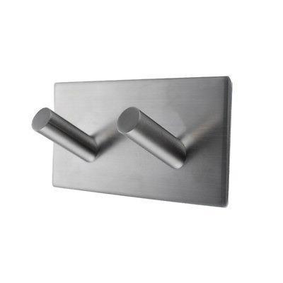 Self Adhesive Key Rack Towel Hanger Steel