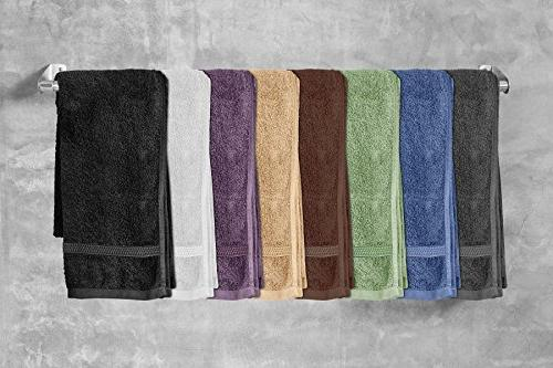 Set ; 2 Towels, and Cotton Machine Hotel Quality, and Highly Utopia Towels