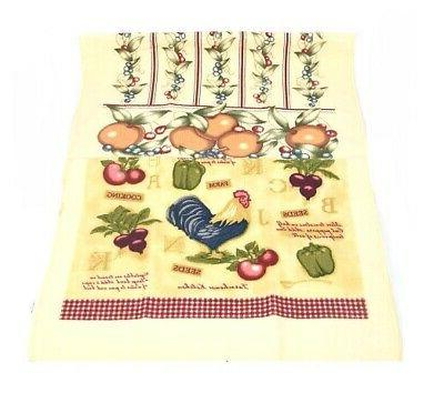 Welcome Home Set of 10 Kitchen Towels
