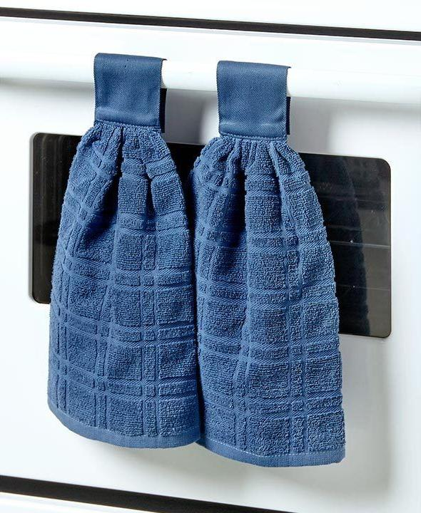 Set Cotton Kitchen Towel On