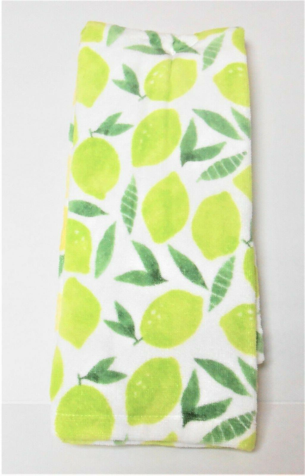 Envogue of Kitchen Tea Towels and Limes