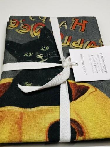 Set Sonoma Vintage Black Cat