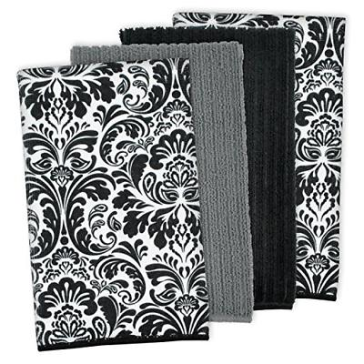 set of 4 cleaning towels for kitchens