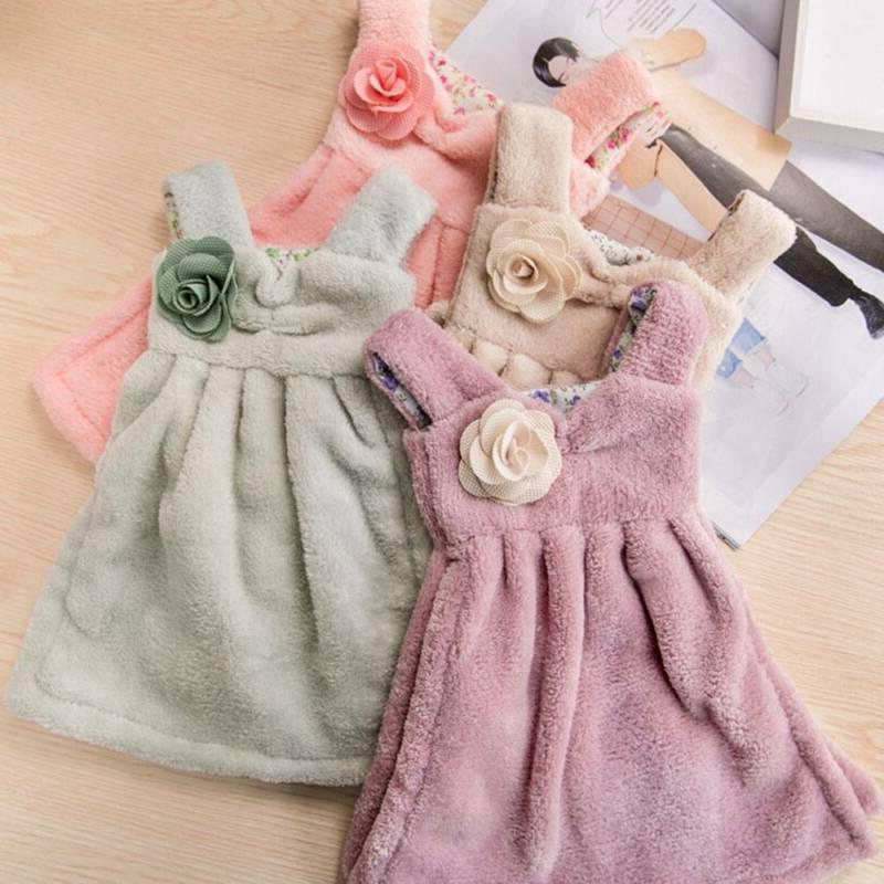 Soft Kitchen Hand Towels