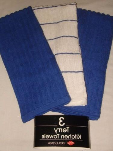 Ritz Terry Cotton Towels, Ribbed ,