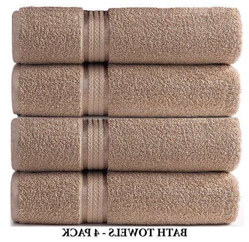 ultra soft oversized bath towels