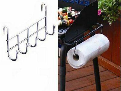 Utensil Hooks Paper Towel Holder Kitchen Table Linens Dish C