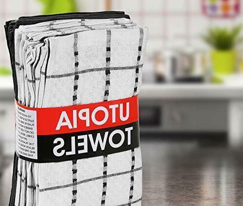 Kitchen 25 Inches, 100% Ring Spun Cotton Super Soft
