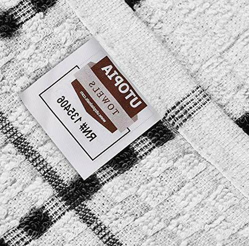Kitchen Towels, x 25 Inches, Spun Cotton Super