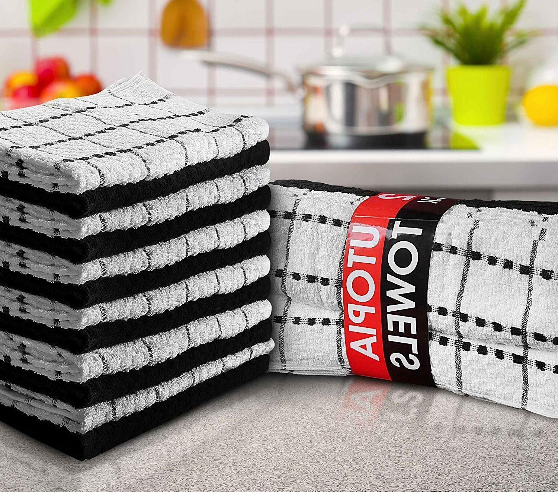 x 25 Dish Towels,